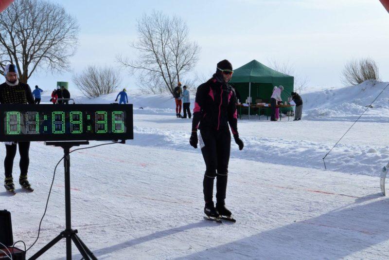Sandra Alusalu: õe neljas koht olümpiamängudel andis jõudu maratoni võitmiseks