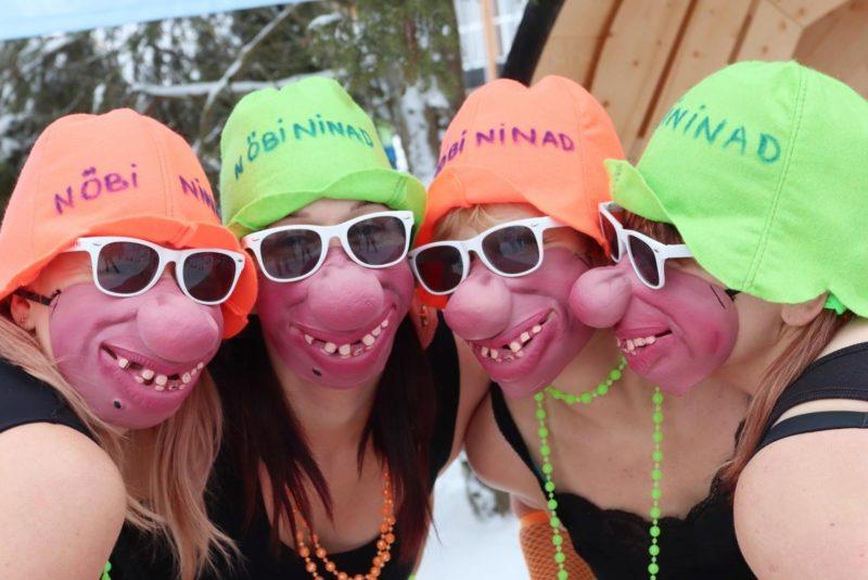 VIDEO! Saunamaratonil osales 175 võistkonda