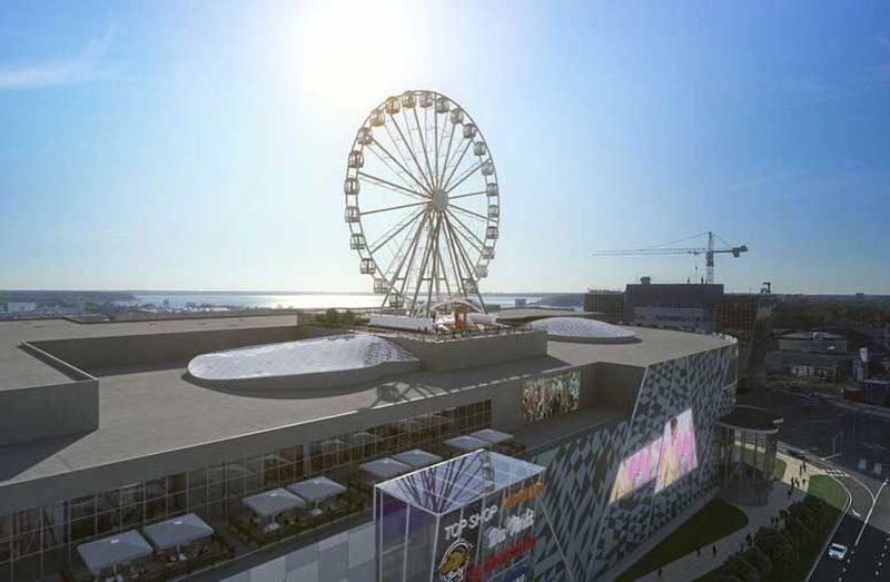 VIDEO! Super Skyparki vaateratas toob Eestile aastas hinnanguliselt7 miljonit eurot turismitulu