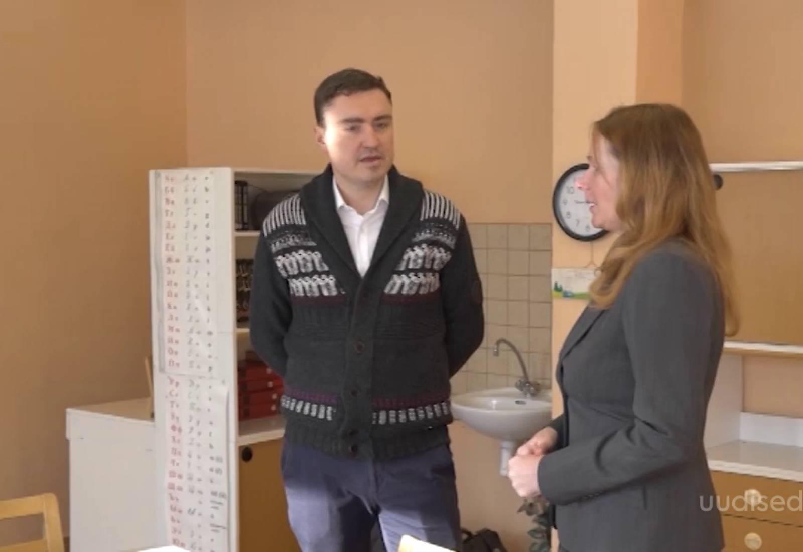 Video! Koeru Keskkoolis andsid tundi tuntud Eesti inimesed