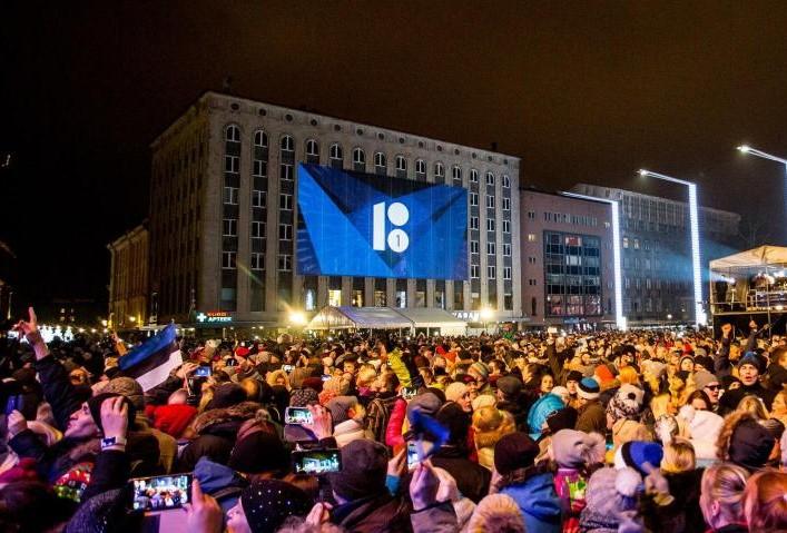 EV100! 100 välisüliõpilast hakkavad riigi juubeliks eesti keelt õppima