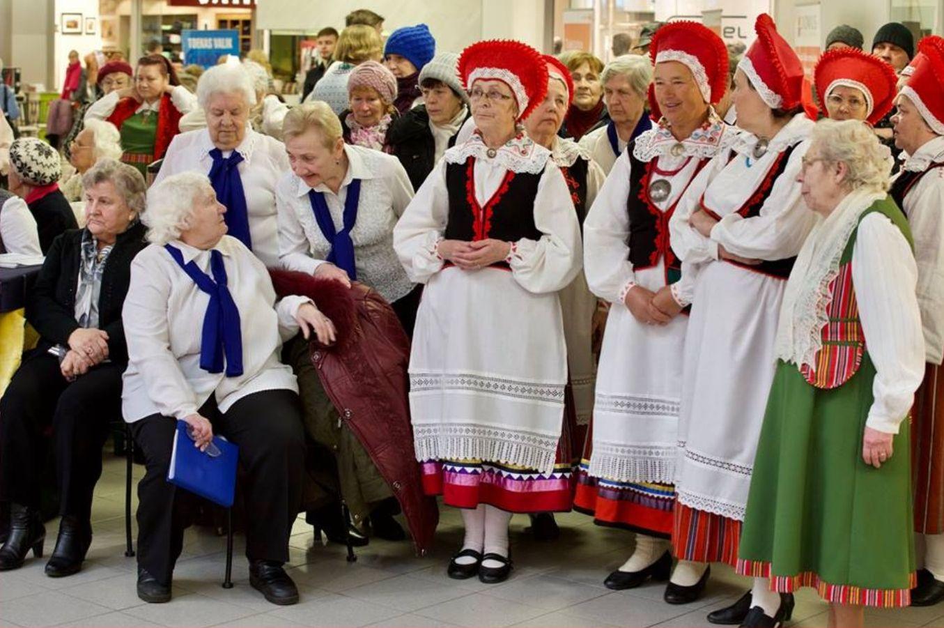 Pühapäeval toimub Pärnus Seenioride Vabaajamess