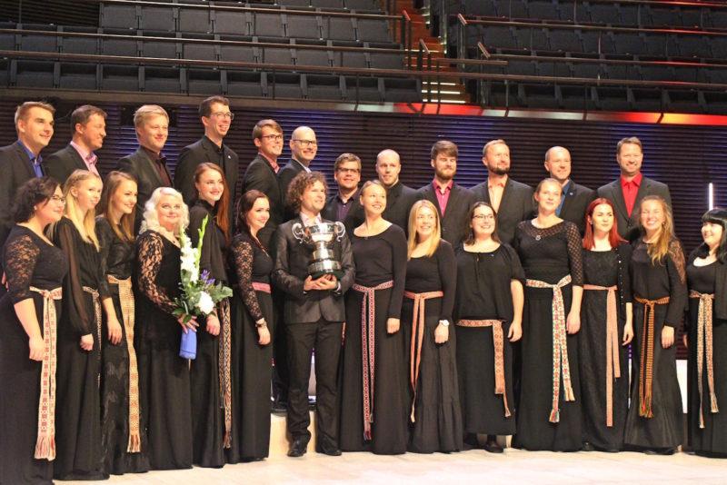 """Collegium Musicale esitab Kreekas Arvo Pärdi teose """"Aadama itk"""""""