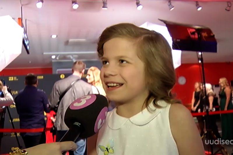 """VIDEO! Helena Maria Reisner: """"Seltsimees laps"""" tõi ka president Kaljulaidil pisara silma!"""