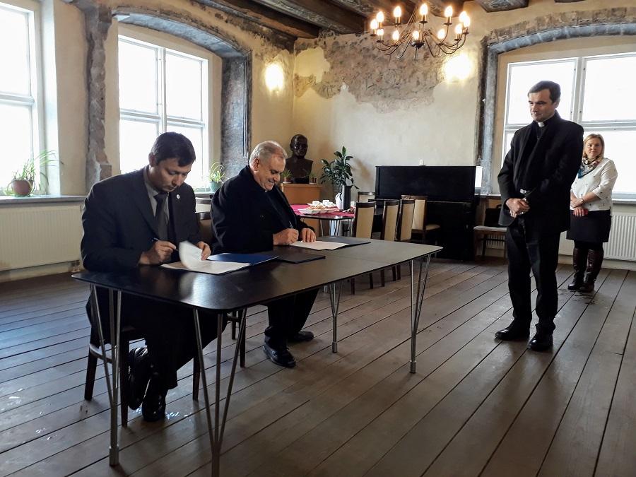 Tallinn toetab Tallinna Rooma-Katoliku Peeter-Pauli kiriku restaureerimist