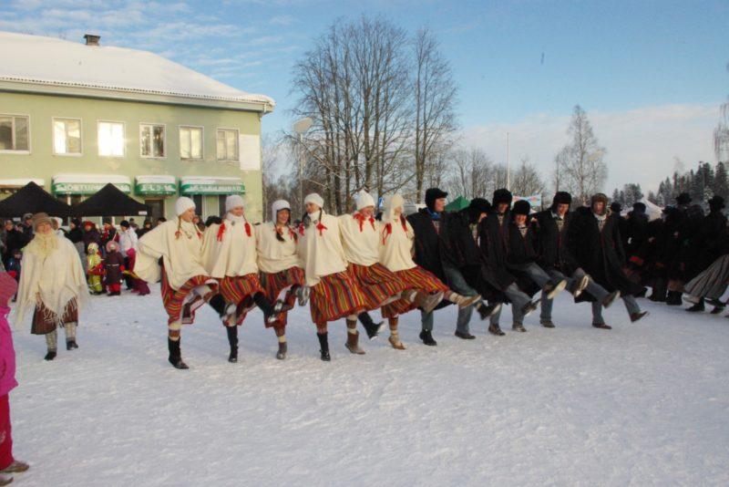 Otepääl toimub homme talvine tantsupidu