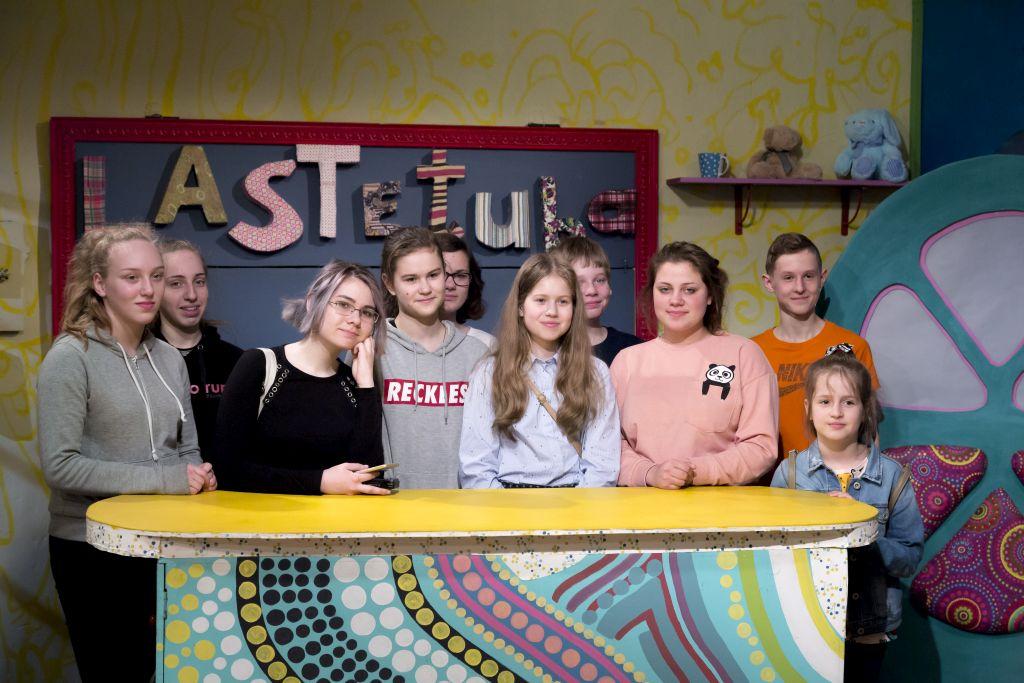 Galerii! Eesti Laulu esseekonkursi parimad külastasid telemaja