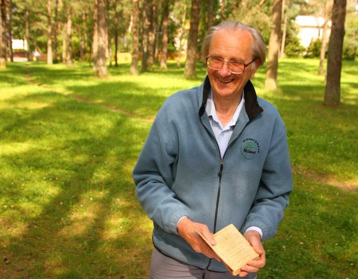 Nõmme kabetreener Heinar Jahu saab Tallinna teenetemärgi