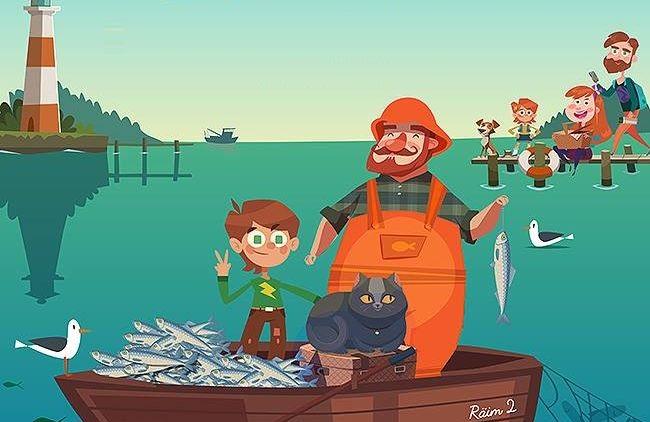 Teine üle-eestiline avatud kalasadamate päev toimub 28. aprillil