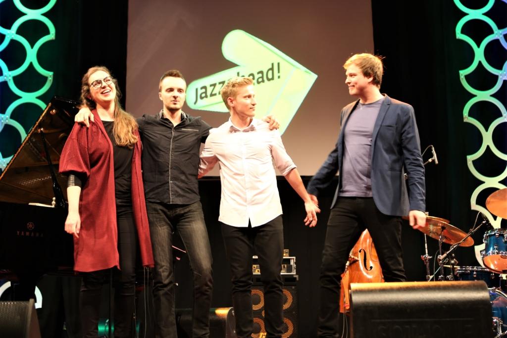 Eesti jazz jõudis Euroopa suurimale jazzimessile Jazzahead