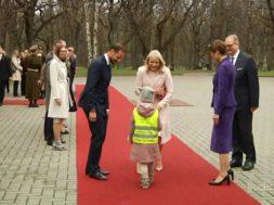 Norra kroonprints ja kroonprintsess