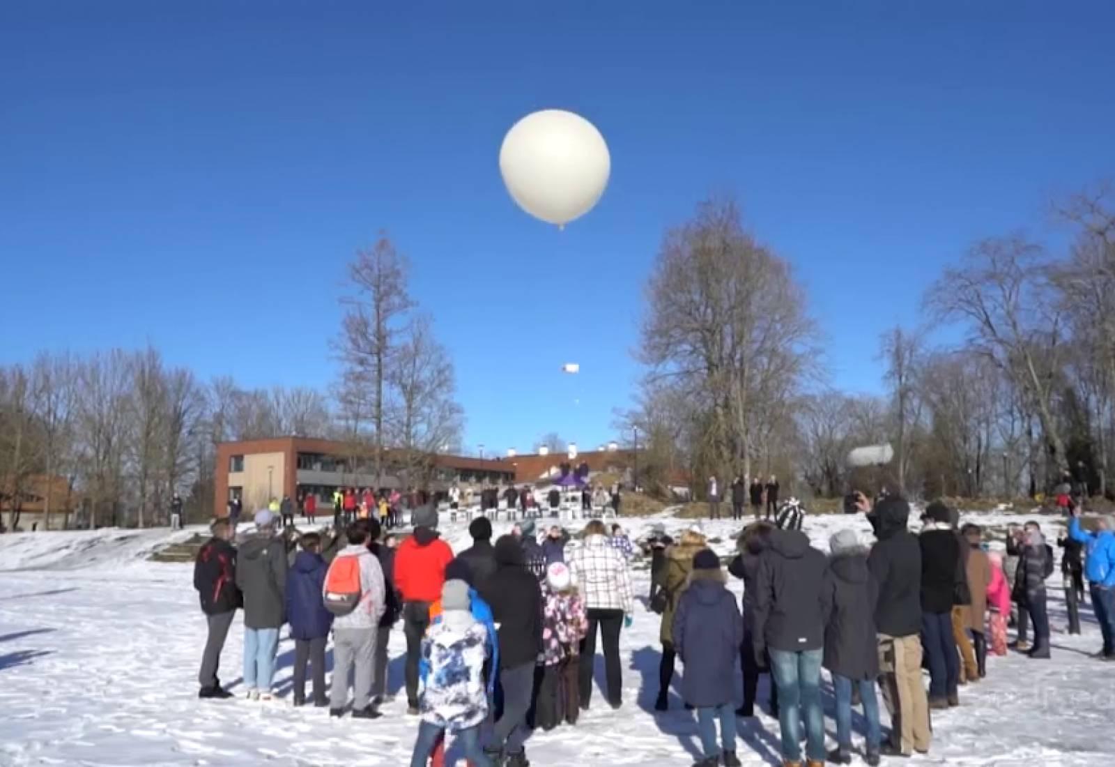 TV3 VIDEO! Väätsa põhikoolist võib saada esimene Järvamaa kosmosekool