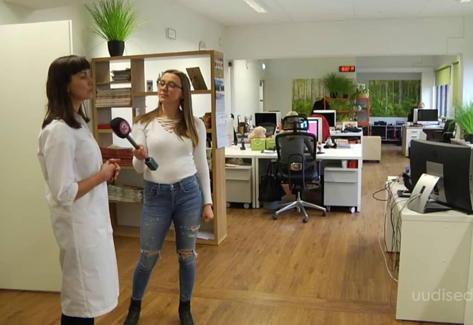 VIDEO! Keskkonnaaktivist Züleyxa Izmailova annab nõu, kuidas kontoris keskkonda säästa