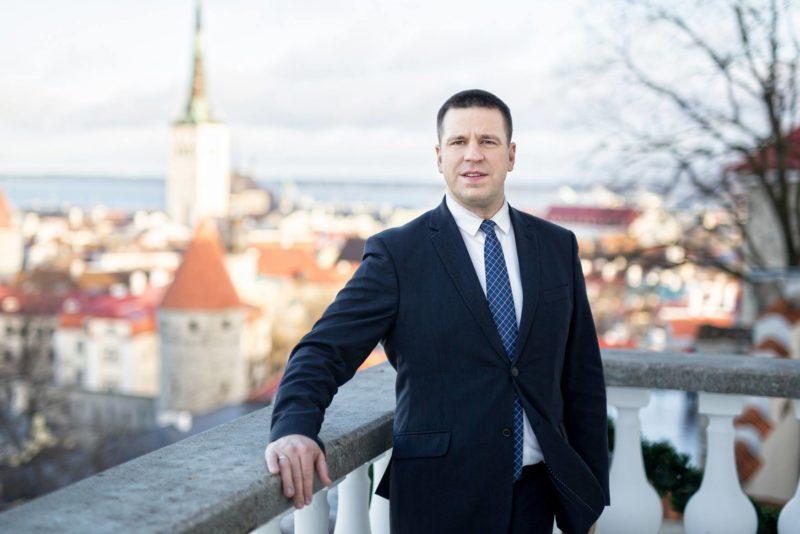 Jüri Ratas: Keskerakonna toetuse tõus näitab, et rahvas soovib õiglast riiki