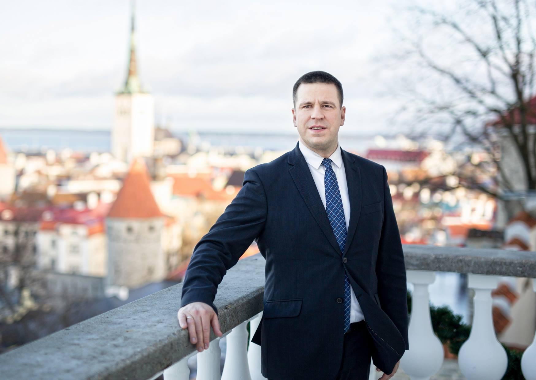 Jüri Ratas: on sümpaatne, et probleeme soovitakse vaadelda seniste dogmadeta