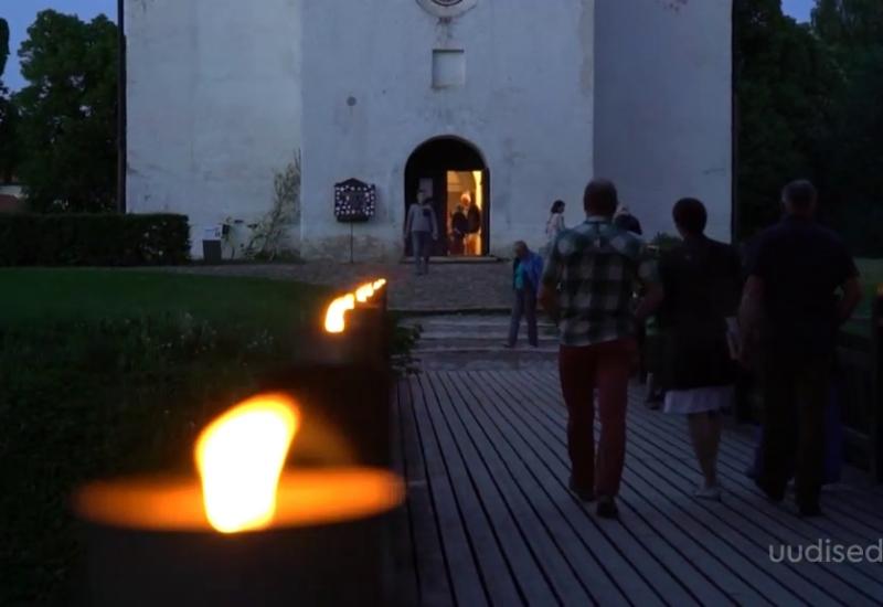 TV3 VIDEO! Kirikud näitasid külastajatele tavaliselt suletud kohti