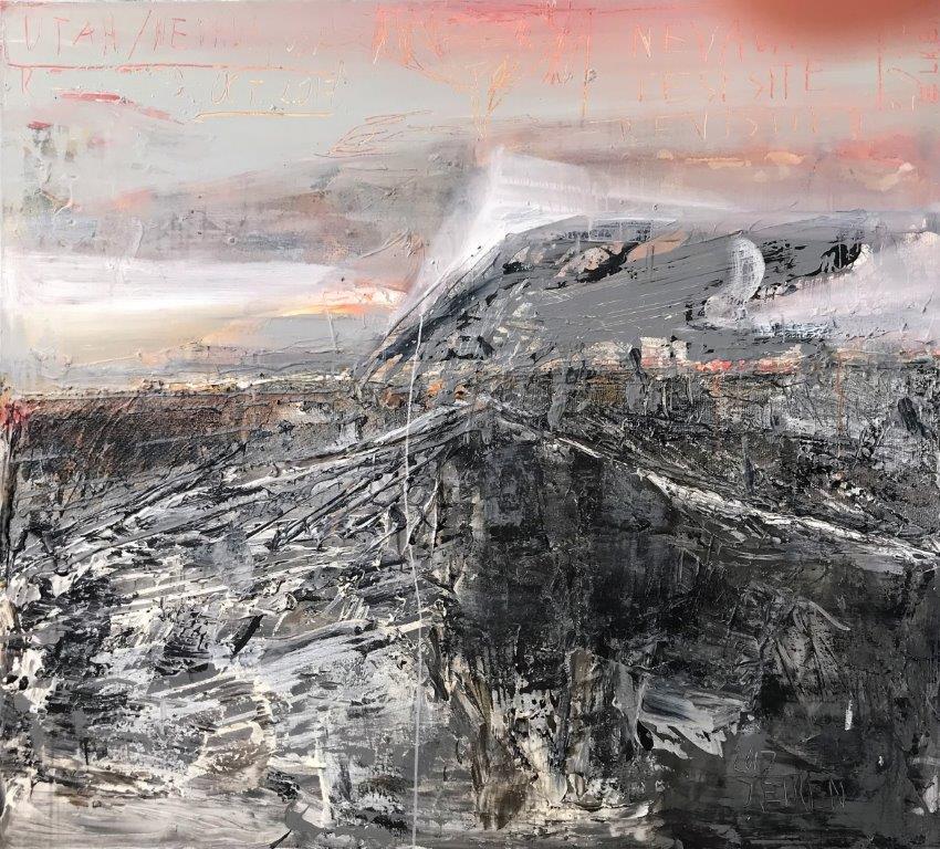 """Kunstnik Jaan Elken näitab oma uudisloomingut näitusel """"Lendab üle II"""""""