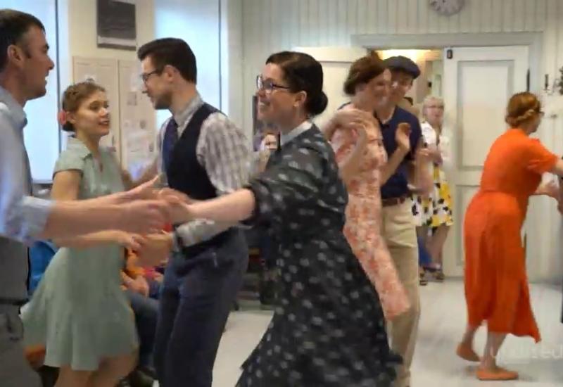 VIDEO! Muuseumides üle Eesti peeti meeleolukat pidu