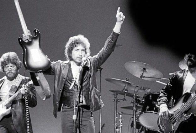 Bob Dylan kohtub jumalaga