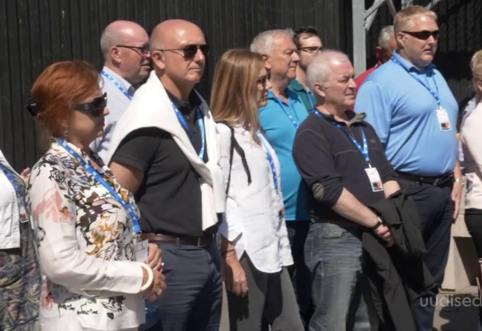 VIDEO! Eesti aukonsulid üle maailma tutvusid Saaremaaga