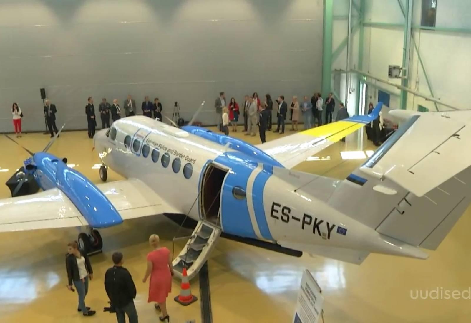 Eesti lennuk