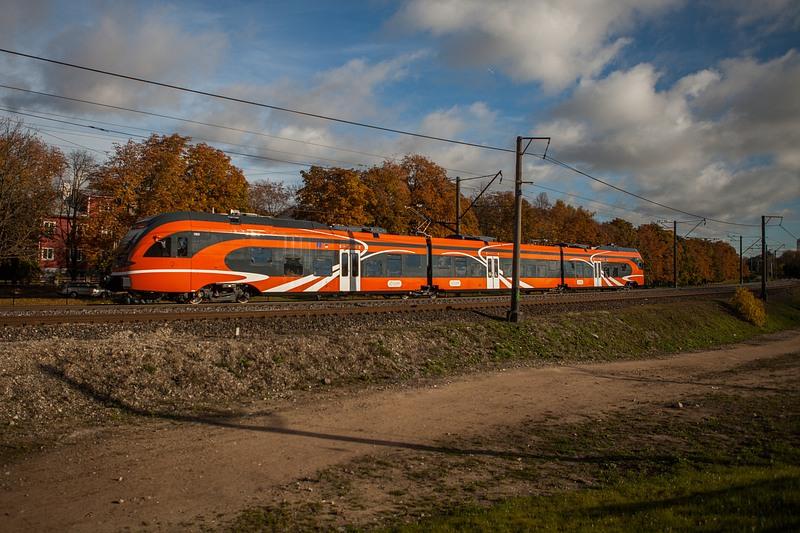 Elroni rongidega sõitis maikuus rekordiline arv inimesi
