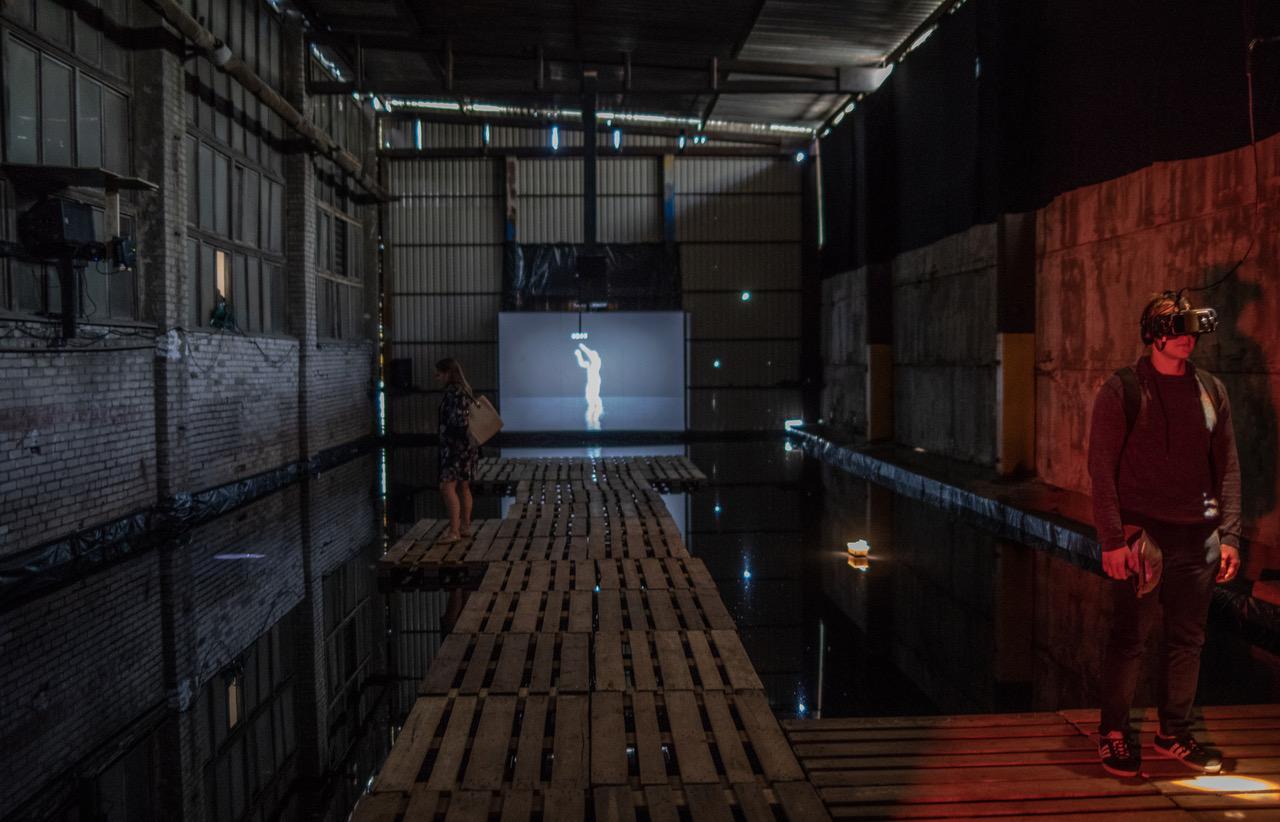 Tallinn Art Week toob vaatajateni rabava Sveta kunstimarketi ja kordumatu performance ArtDepoos