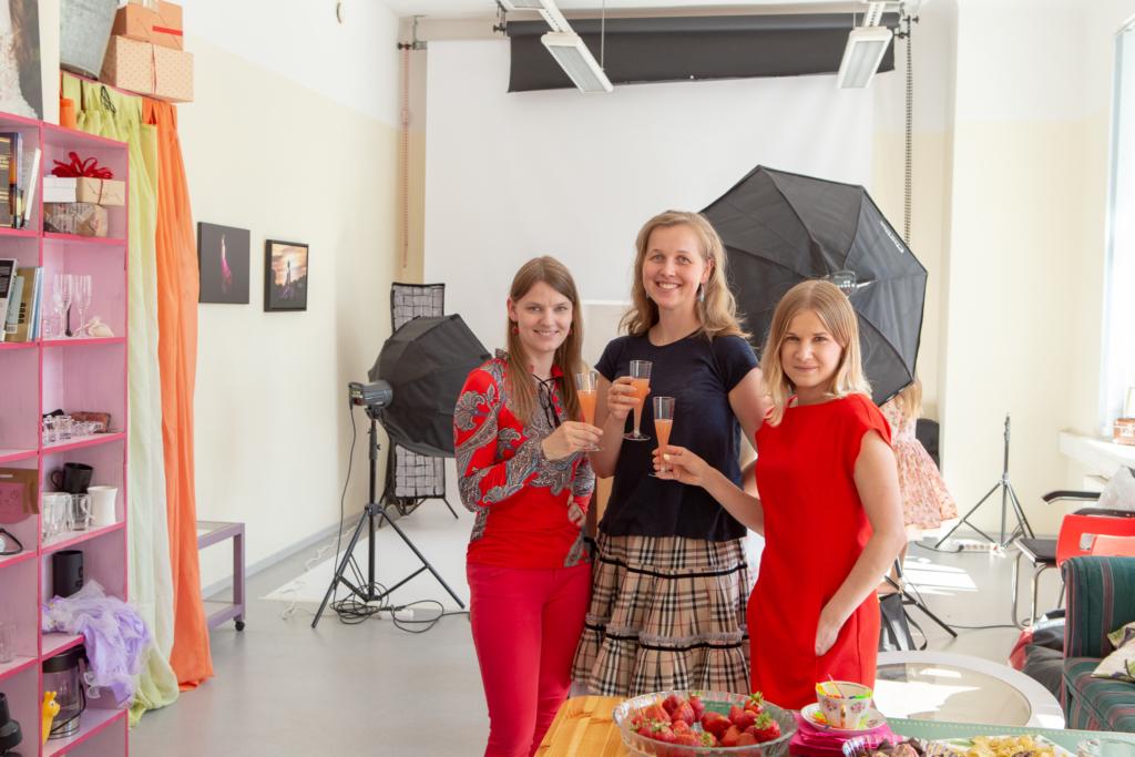 GALERII! Relax Fotostuudio ja Lizkiz Couture ateljee avasid koos stuudio-ateljee