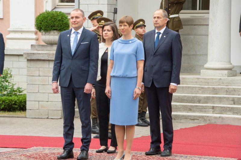 Kersti Kaljulaid: Island on taas meie kõrval
