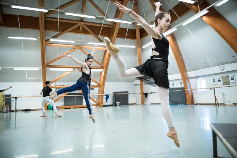 GALERII! Algasid EV 100 balleti Keres proovid