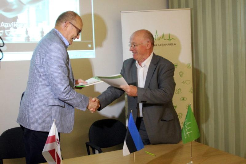 ITK ja TTÜ sõlmisid teadus-, arendus- ja loometegevust hõlmava koostööleppe