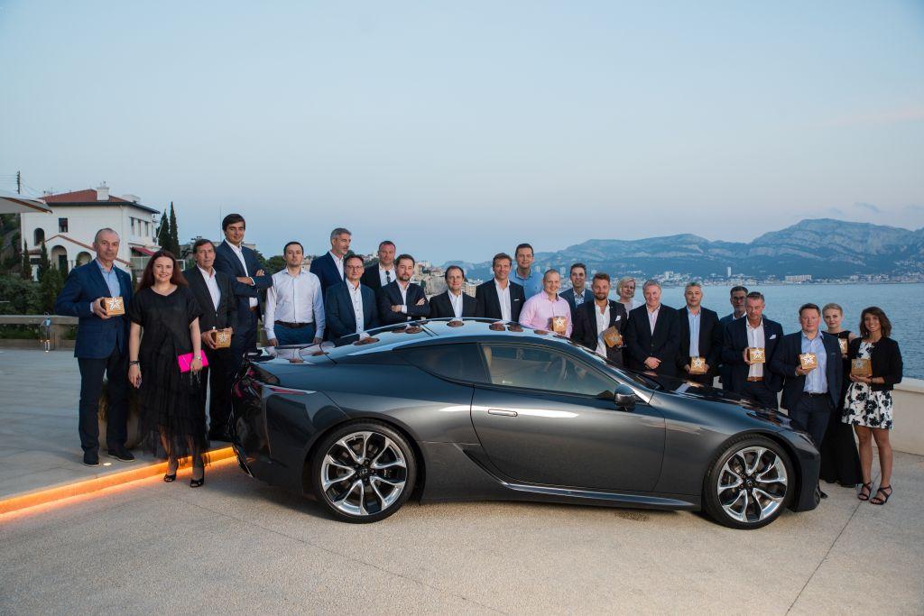Lexust tunnustati hea teeninduse eest Kiwami 2018 auhinnaga