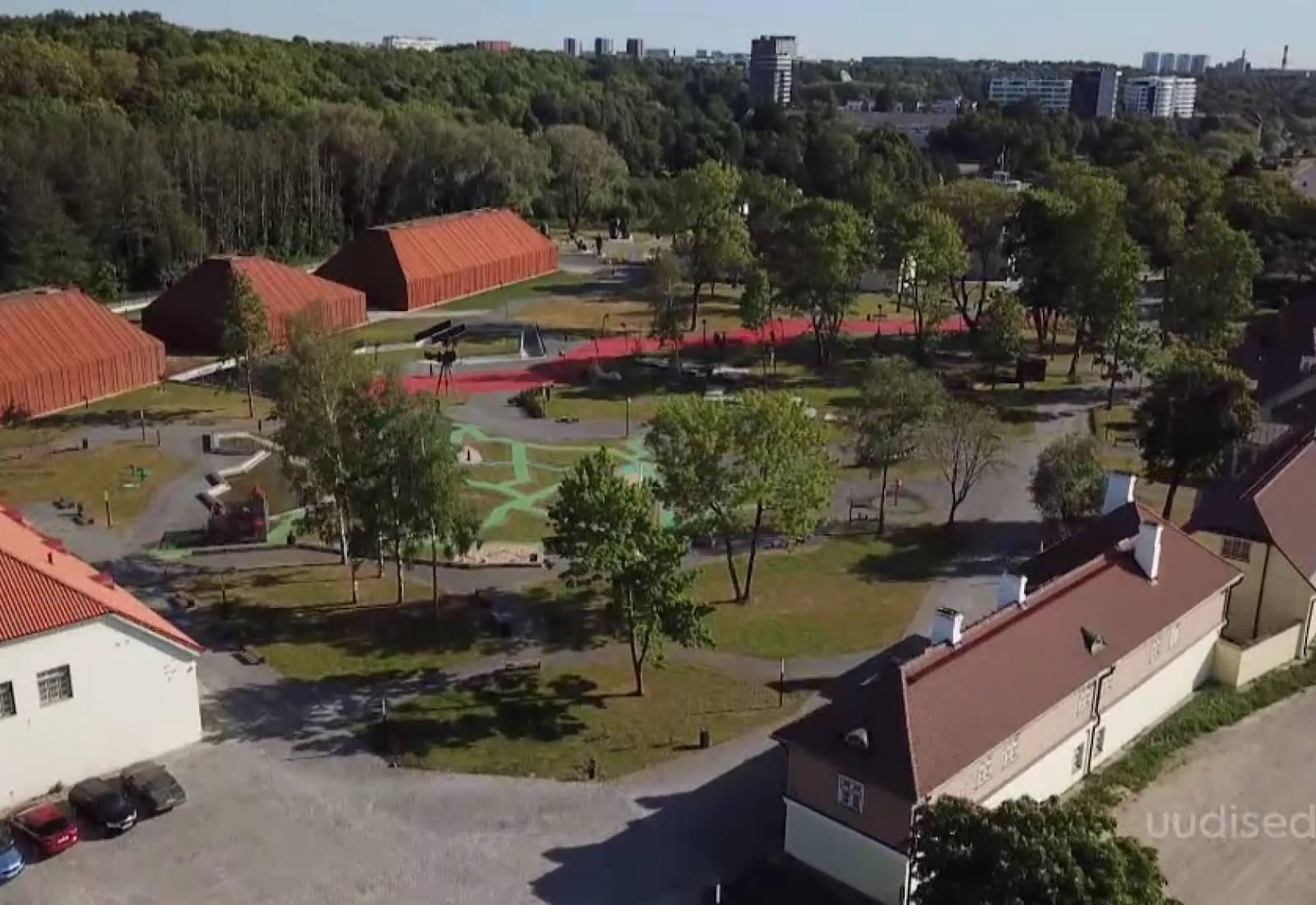 VIDEO! Eesti ajaloomuuseumi Maarjamäe loss pakub külastajatele palju põnevat avastamist