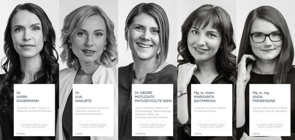"""Täna jagatakse Baltikumi naisteadlastele viis """"Naised teaduses"""" stipendiumit"""