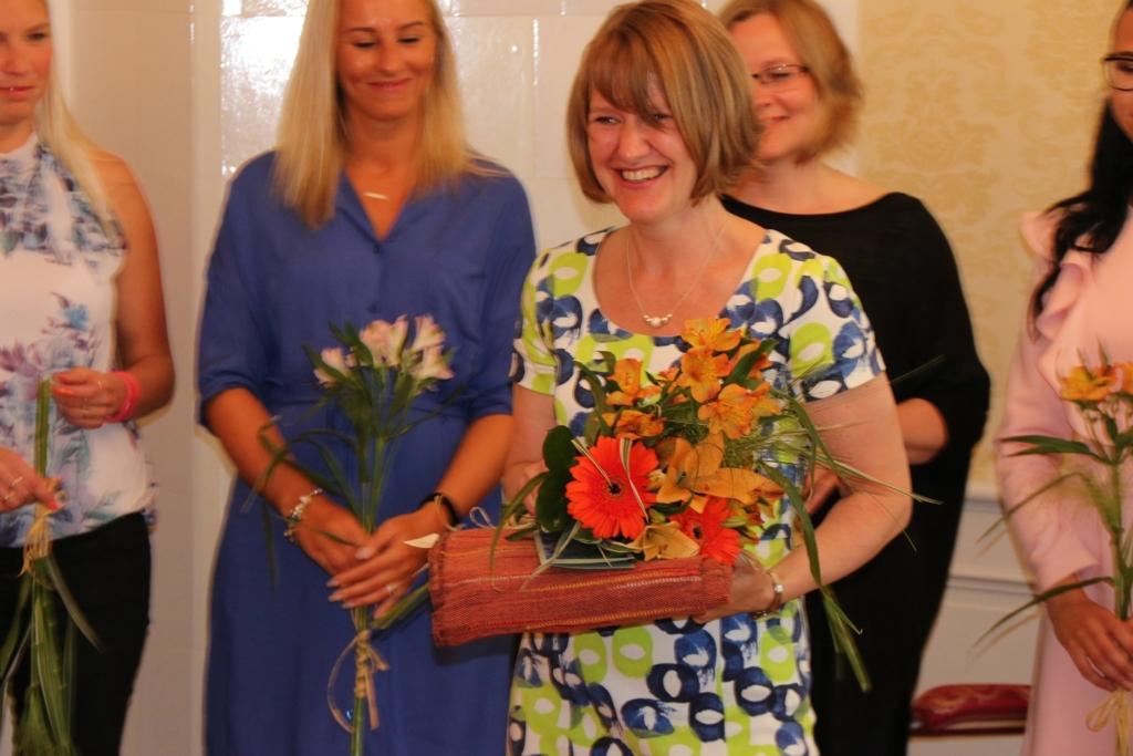 Pealinna parimaks lastekaitsetöötajaks valiti Kristiina Keerd