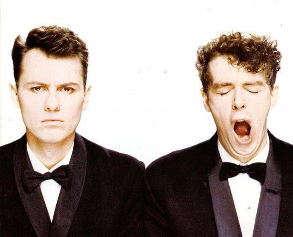 Pet Shop Boysil ei ole igav
