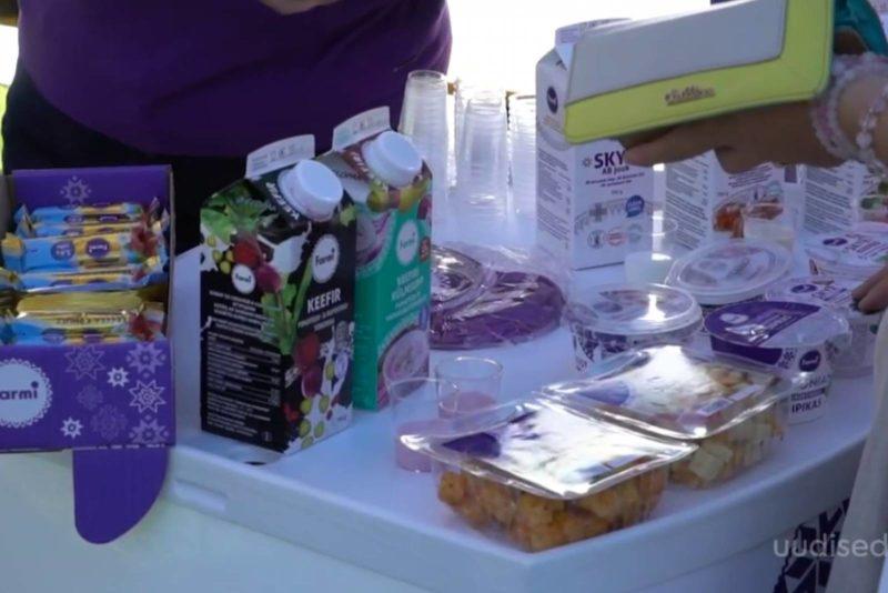 VIDEO! Piimapäeval tutvustati maitsvaid tooteid ja jagati tunnustusi