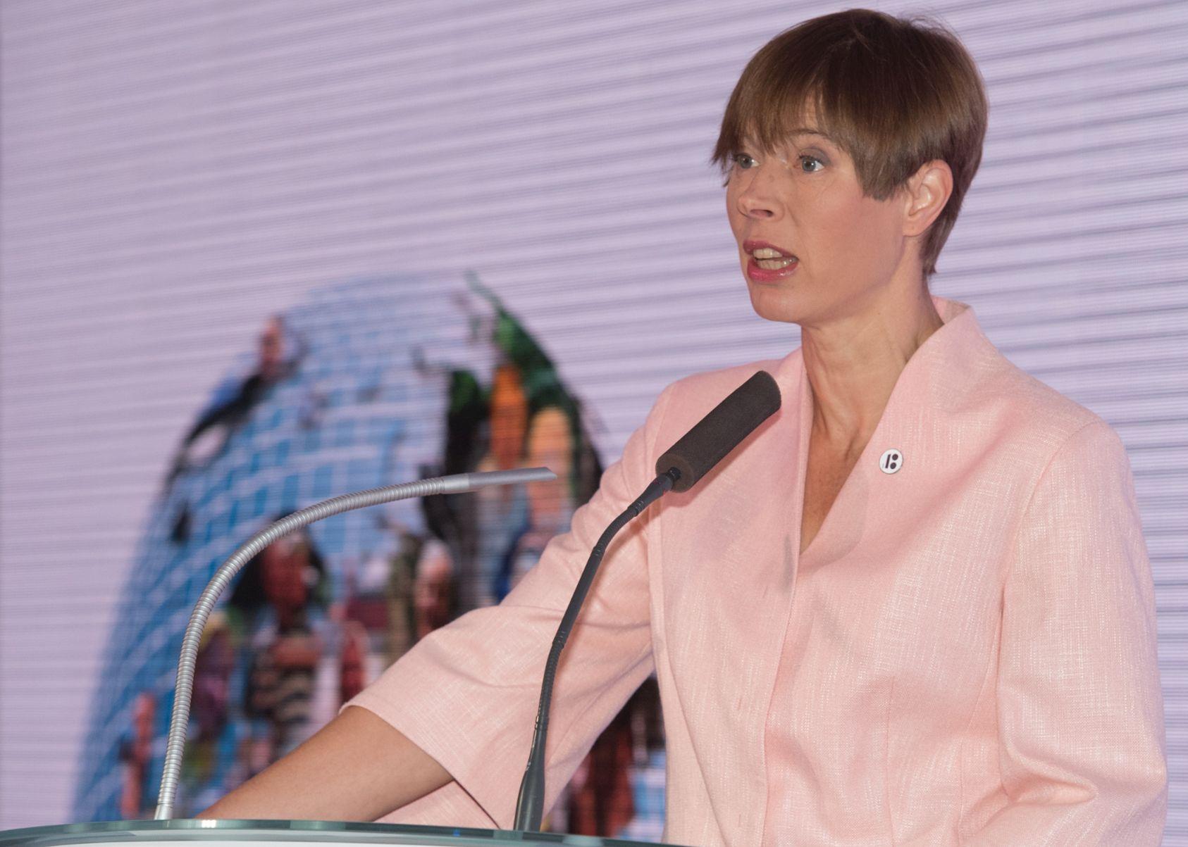 President Kaljulaid: võrdne ligipääs tervishoiule kujundab võrdsema ühiskonna
