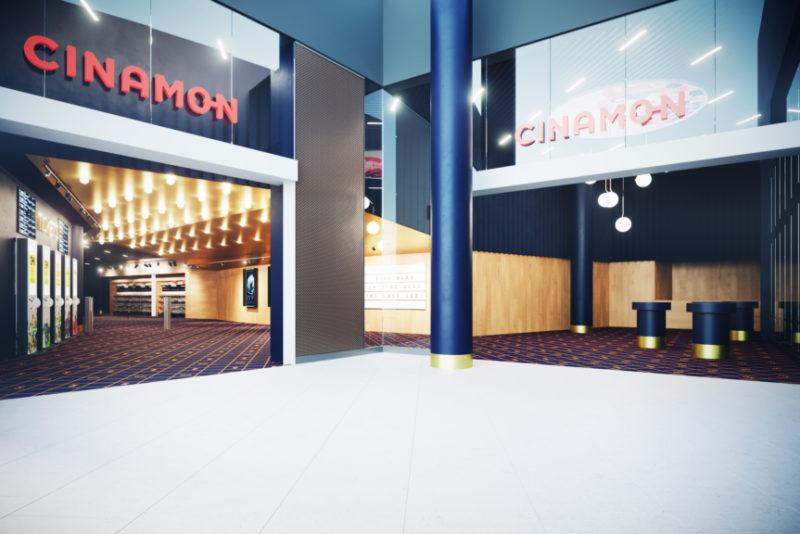 Cinamoni kino liitus Soome Kinoliiduga