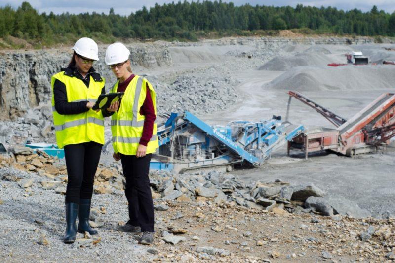 Tulevastele geoloogia- ja mäeinseneritudengitele pakutakse ahvatlevaid stipendiume