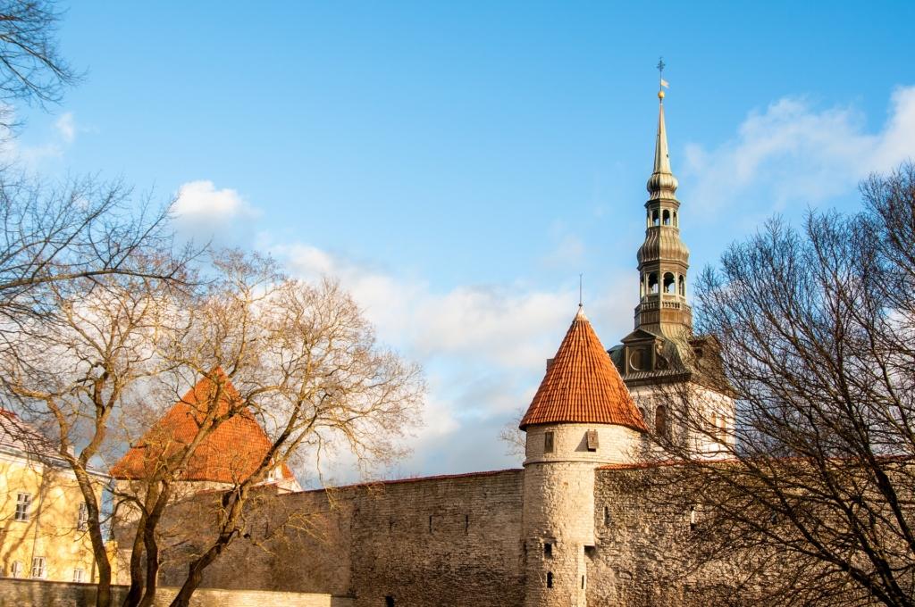 Linnamüüri tornide külastamine on nüüd palju lihtsam