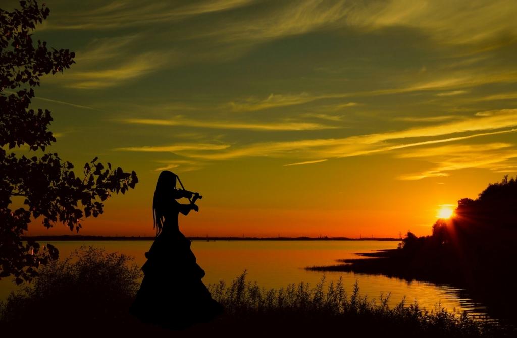 VIDEO! Kaunis vaatepilt! Hüpassaare rabas anti jaanipäevale pühendatud päikesetõusukontsert