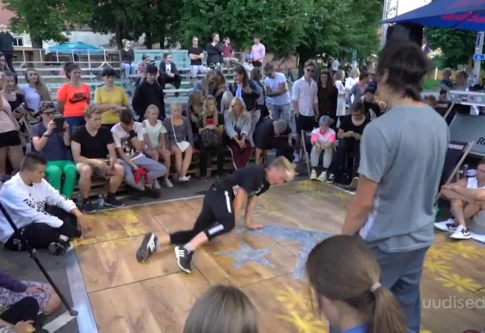 VIDEO! Viljandi täitus ekstreemspordi ja tänavakultuuriga