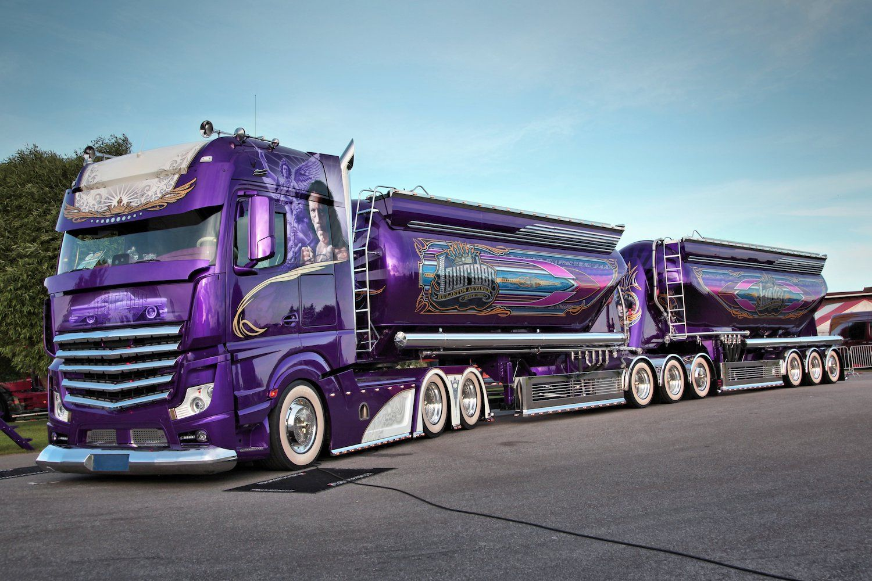 Laupäeval toimub raskeveokite näitus Tallinn Truck Show