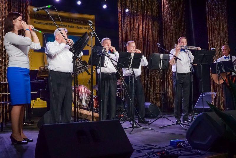 Pärnu Harmonica festivalil saatis eestlasi edu