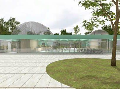 Selgus Kadrioru pargi aednikemaja arhitektuurivõistluse võitja