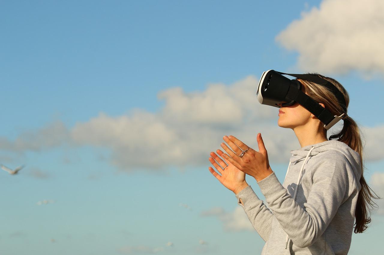 VIDEO! Noored lõid oma virtuaalreaalsuse
