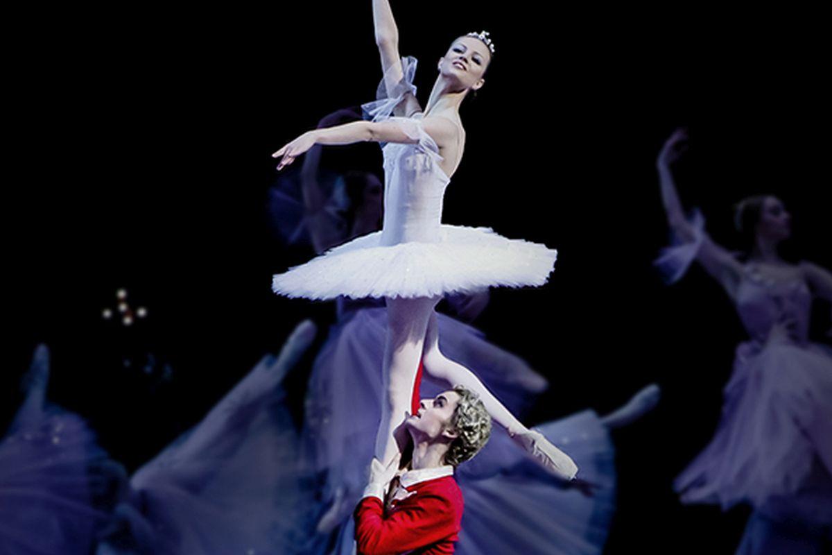 Moskva Suure Teatri balleti uus hooaeg toob kinoekraanidele kuulsaimad klassikad