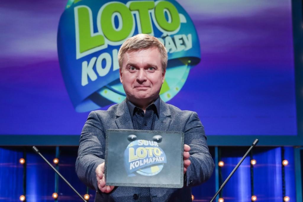 """Telesaates """"Suur lotokolmapäev"""" loositi täna välja jackpot summas 314 591 eurot"""
