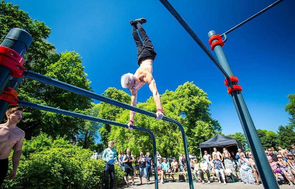 Tallinn kutsub noorte tänavakultuurifestivalile